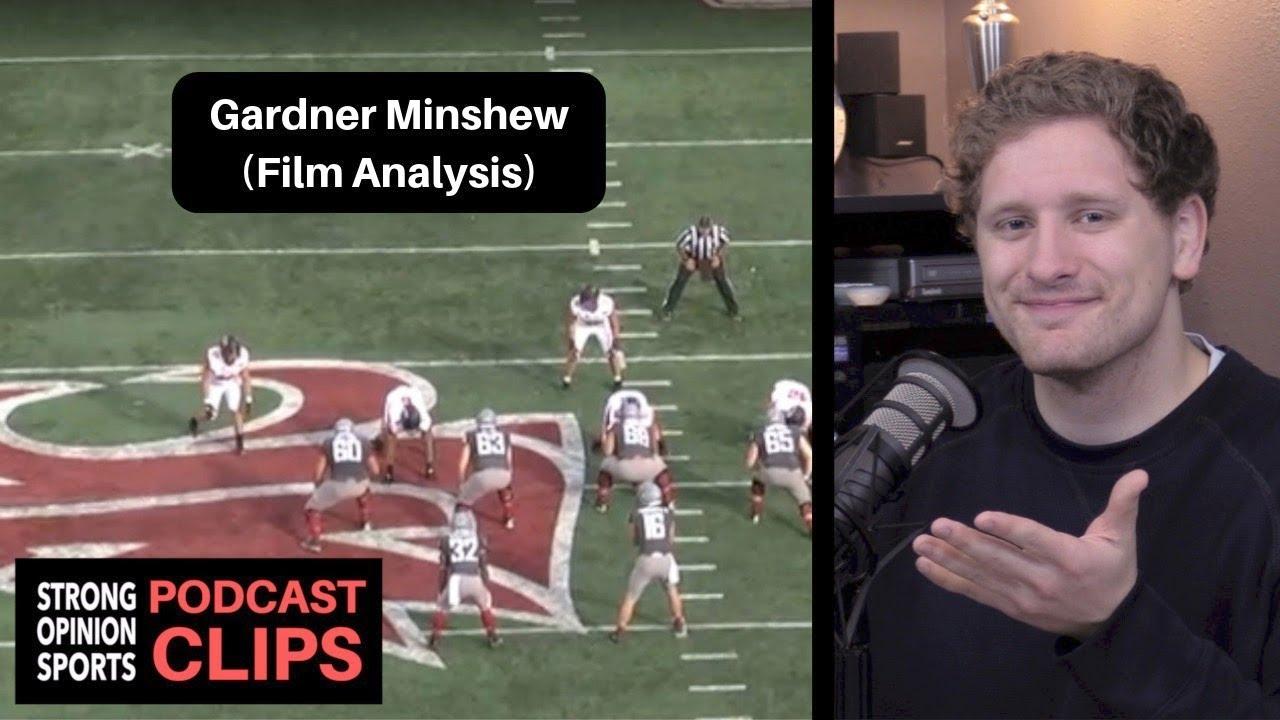 Gardner Minshew Film Analysis (2019 NFL Draft)
