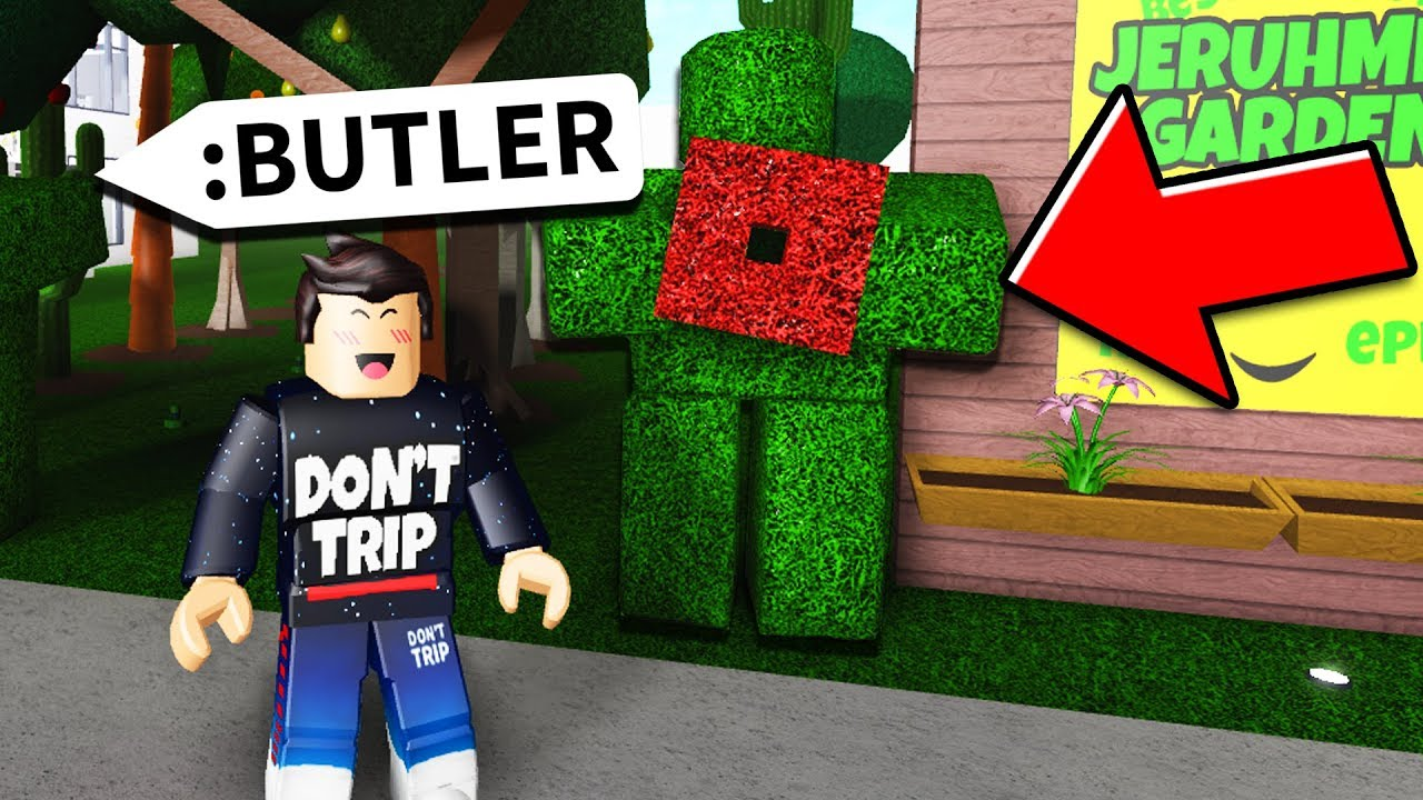 I Unlocked This At Max Level Roblox Bloxburg New Gardening Update