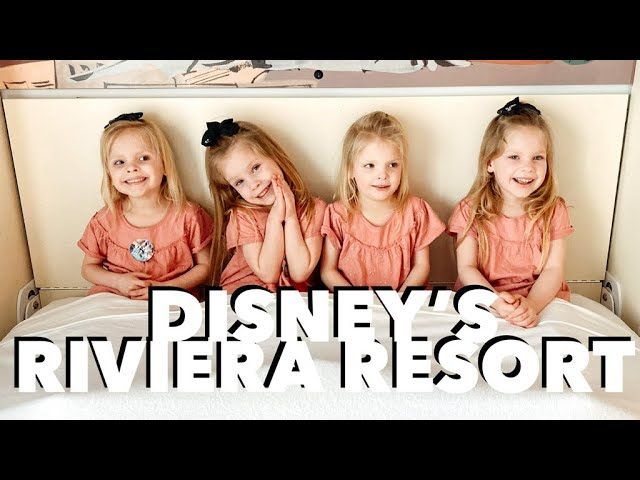 Arriving At The BRAND NEW DISNEY RIVIERA Hotel