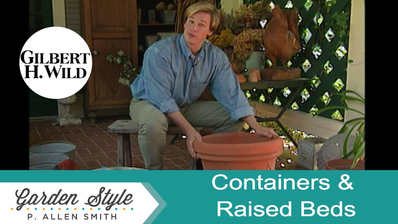 Gardening in Raised Beds & Containers | Garden Style (716)