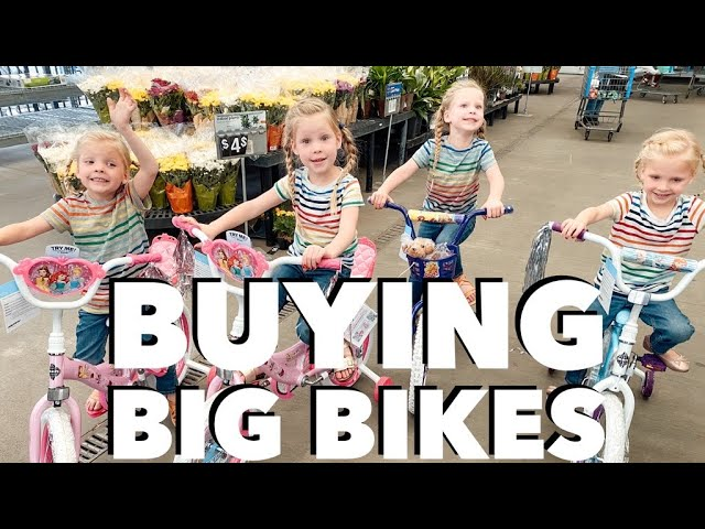 Finding Quadruplets NEW BIKES Is A NIGHTMARE