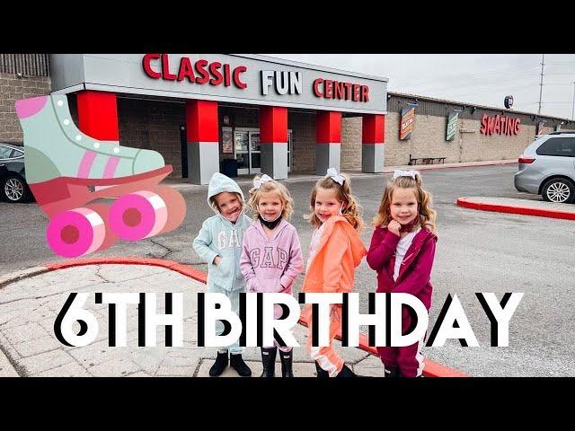Gardner Quads 6th Birthday Party