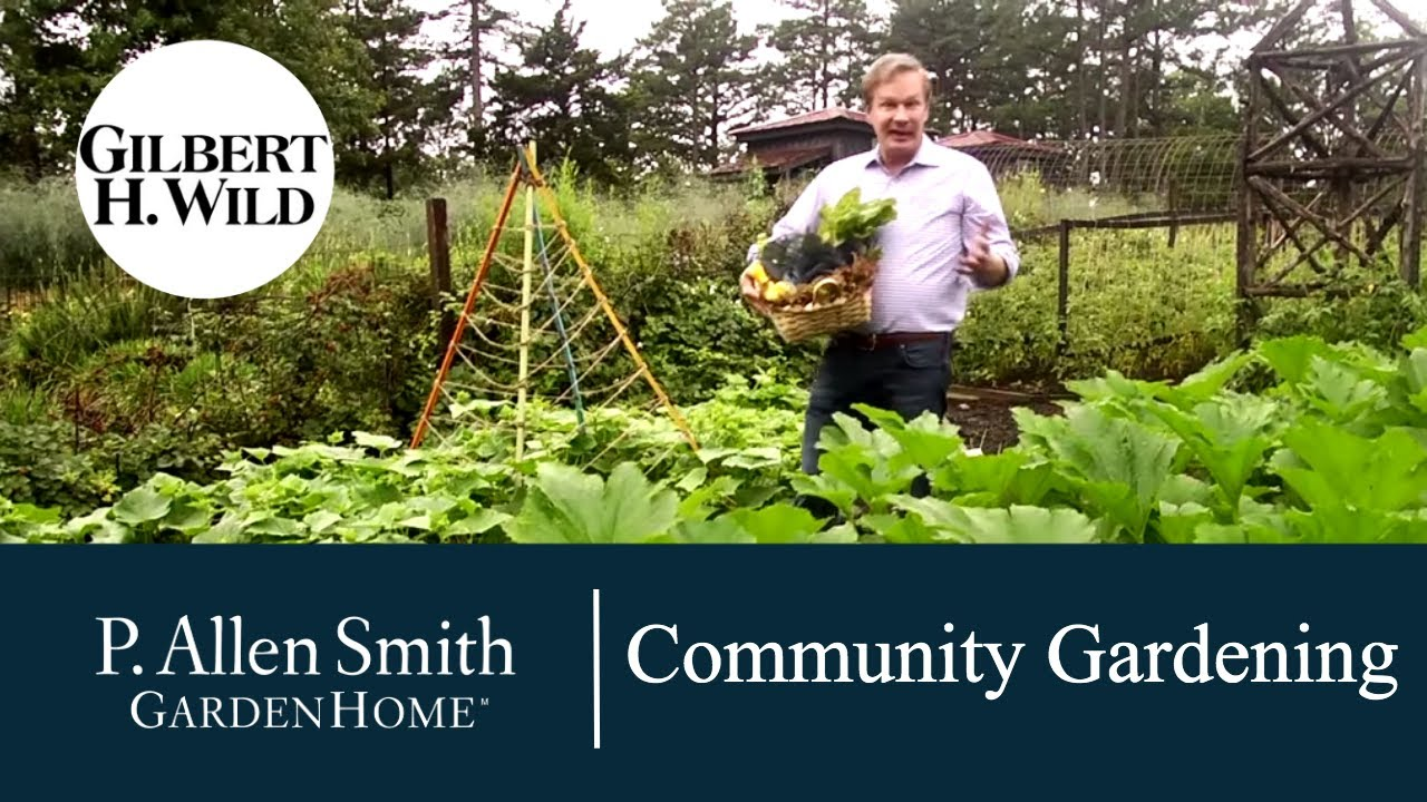 Using Gardening to Give Back to the Community | Garden Home (1602)