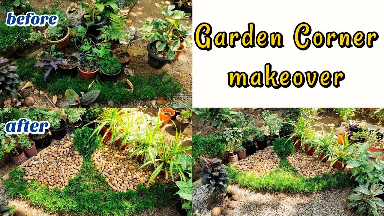 Garden Corner Makeover/Gardening Guide