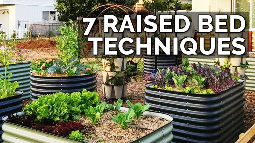 7 Raised Bed Gardening Techniques to Maximize Your Results