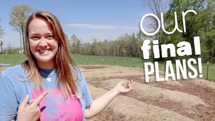 Our First Homestead Garden is Complete! // Figuring Out Your Gardening Style & Welcoming Mistakes