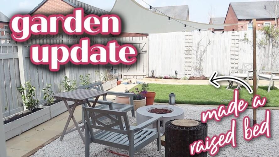 Garden Update + also possibly allergic to gardening?! 🤣