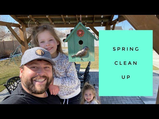 Gardners Garden Spring Clean Up