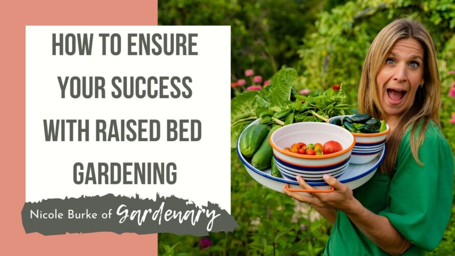 Inside the Online Gardening Class that Teaches You How to Grow Organically in Raised Bed Gardens