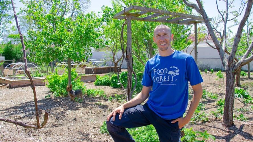 Full Spring Garden Tour, Backyard Permaculture Gardening