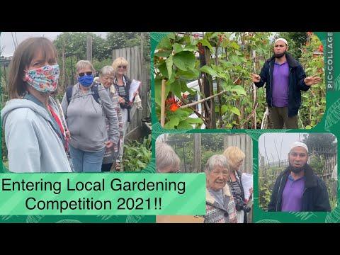 Gardening Competition 2021গাডেন পতিযোগীতায় অংশ গ্রহন করলাম