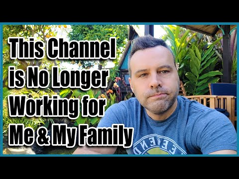 This Channel is No Longer Working for Me and My Family.