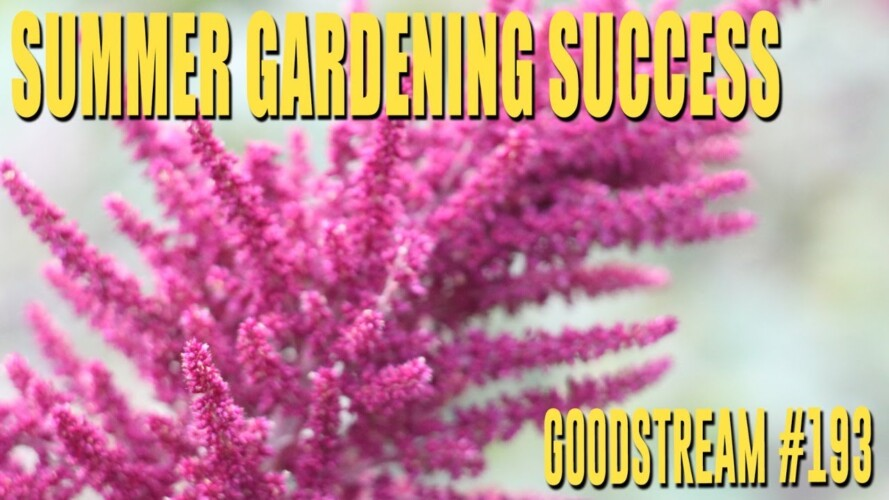 Summer Gardening Success (Goodstream #193)