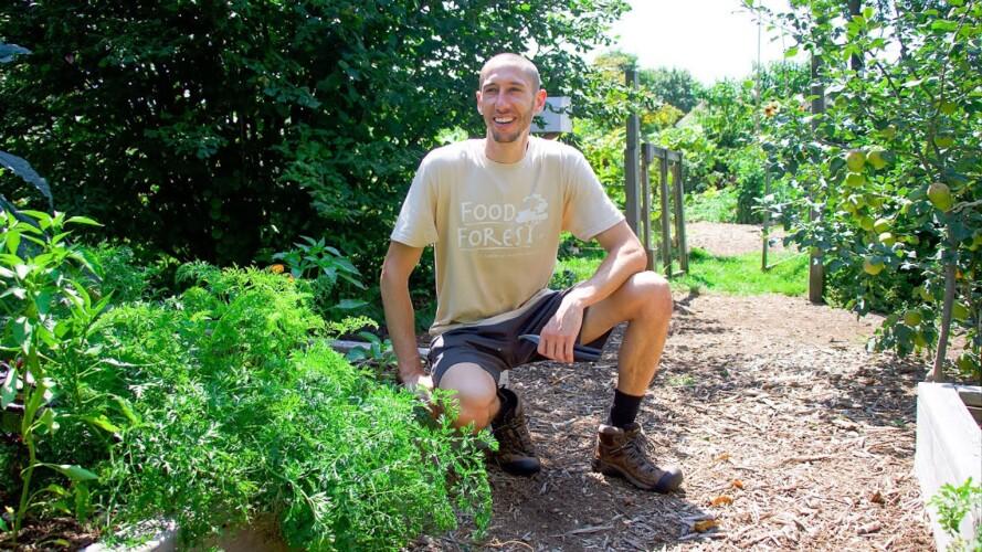 Permaculture Garden Tour | 100% Organic BACKYARD Gardening at it's Finest