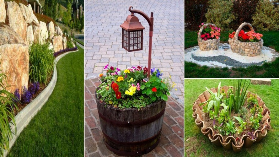 23 Insanely Clever Gardening Ideas on Low Budget | garden ideas