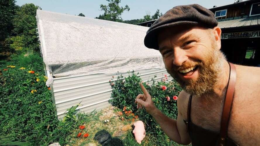 We Garden ALL YEAR LONG | The start of WINTER Gardening