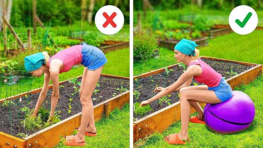 35 Useful Gardening Hacks || Easy Ways to Grow And Collect Food